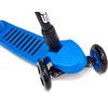 s'cool flaX mini Løbehjul til børn blå